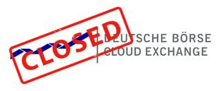 Cloud Service Broker Provider DBCE sluit haar deuren